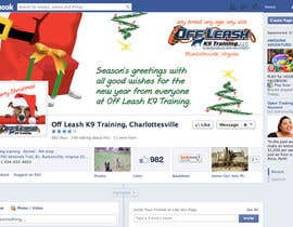 #17 for Christmas Themed Facebook Banner and Profile Pic af shelledesigns