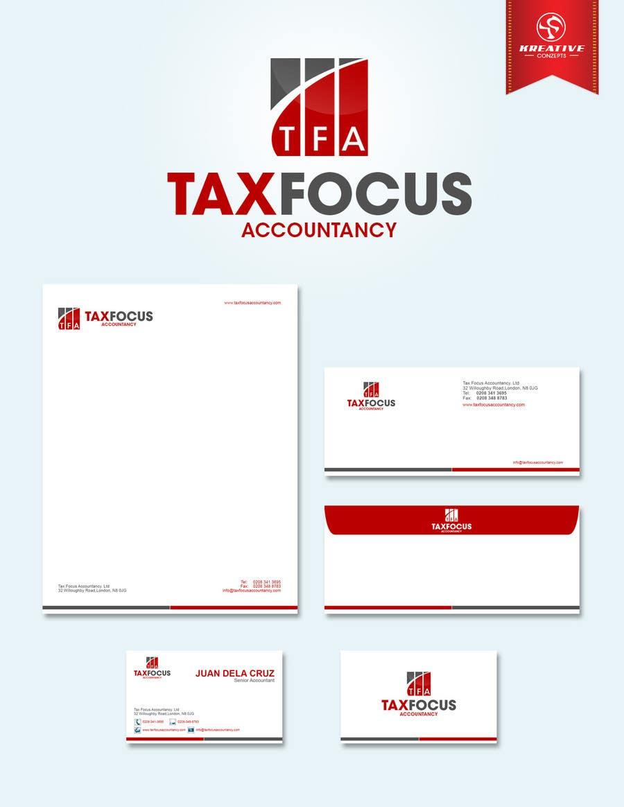 #139 for TFA Company Branding by mega619