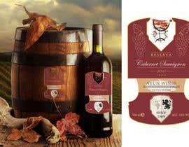 Nro 12 kilpailuun Wine labels for an international Wine Brand käyttäjältä Slavajan