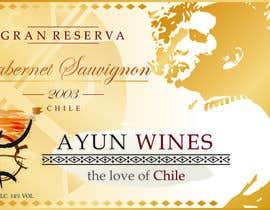 Nro 21 kilpailuun Wine labels for an international Wine Brand käyttäjältä Slavajan