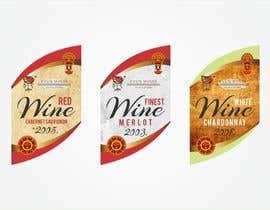 mara986 tarafından Wine labels for an international Wine Brand için no 19
