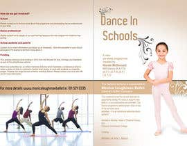 #4 for Design a Brochure for a Dance in Schools Programme by Sahir75