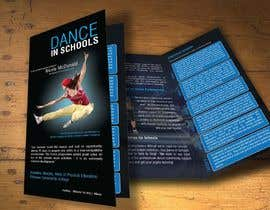 #13 for Design a Brochure for a Dance in Schools Programme by Manojm2