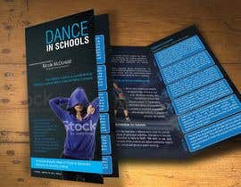 #14 for Design a Brochure for a Dance in Schools Programme by Manojm2