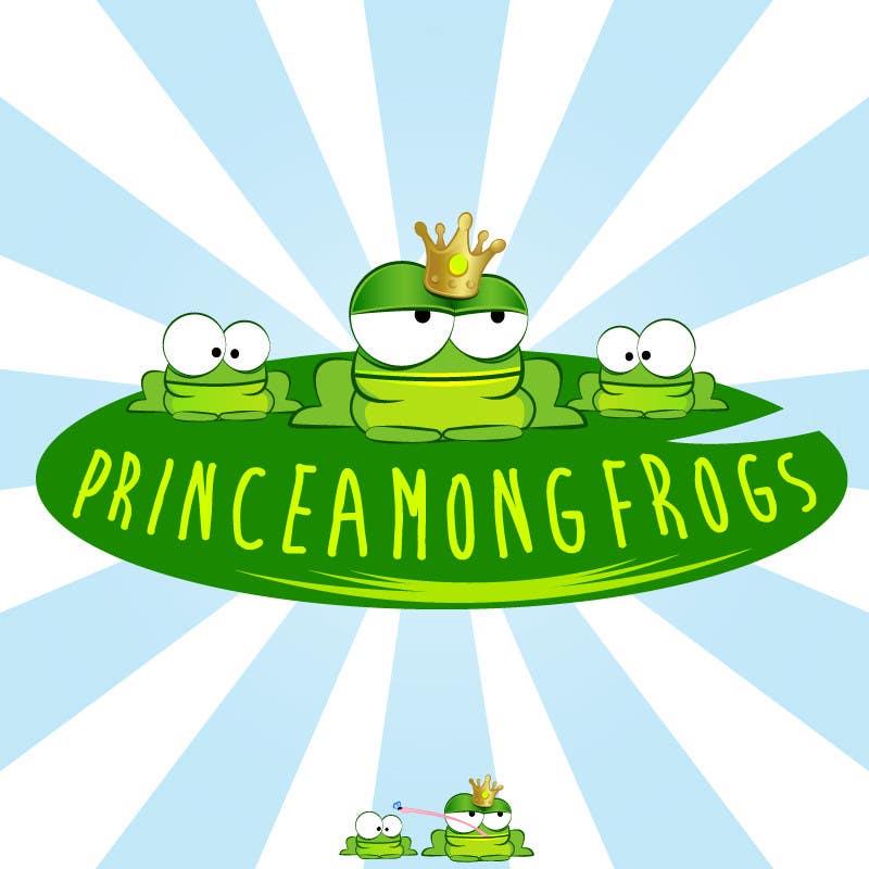 Kilpailutyö #64 kilpailussa PrinceAmongFrogs.com