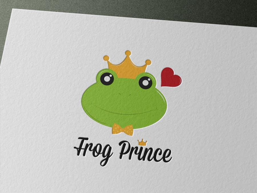 Kilpailutyö #25 kilpailussa PrinceAmongFrogs.com