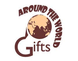 "#152 para Design a Logo for ""Around The World Gifts"" por HussainNasr"