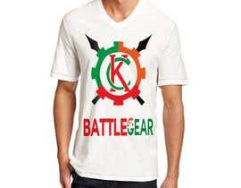 #15 for KC Battlegear brand shirt design! by hamxu