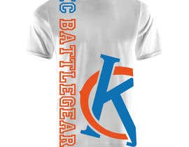 #4 for KC Battlegear brand shirt design! by pbevilacqua
