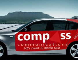 #27 for Car Ad Mock-up af jonydep