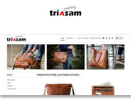 #22 for Design a Logo for TRIVSAM by kaumochan