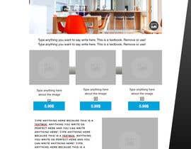 EliasSchmieder tarafından Design a newsletter template için no 1