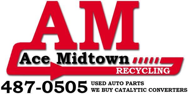 Kilpailutyö #123 kilpailussa Logo Design for Ace Midtown