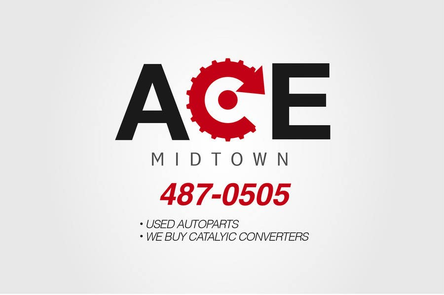 Конкурсная заявка №45 для Logo Design for Ace Midtown