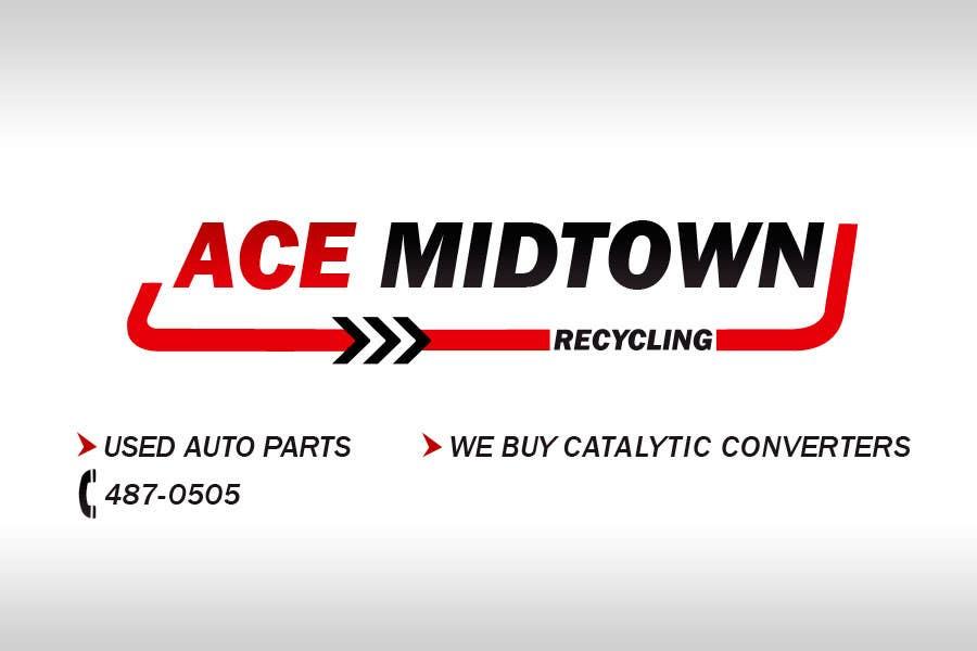 Конкурсная заявка №160 для Logo Design for Ace Midtown