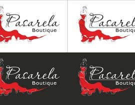 #158 for Design a Logo for a Woman Boutique af CioLena