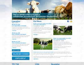 #23 for Website Design for Beefs Organization af webmediadesigner