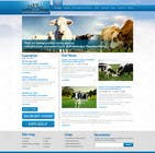 Graphic Design Contest Entry #37 for Website Design for Beefs Organization