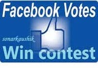 #5 for Need Facebook Votes For Contest by sonarkaushik