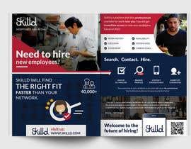 BouncyMind tarafından Design a Flyer for Skilld için no 27