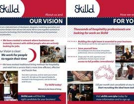 scubacat154 tarafından Design a Flyer for Skilld için no 42