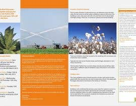 nº 5 pour Brochure Design for Mudgee Small Farm Field Days par imaginativeGFX