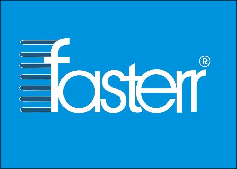 Penyertaan Peraduan #481 untuk Design a Logo for fasterr.com
