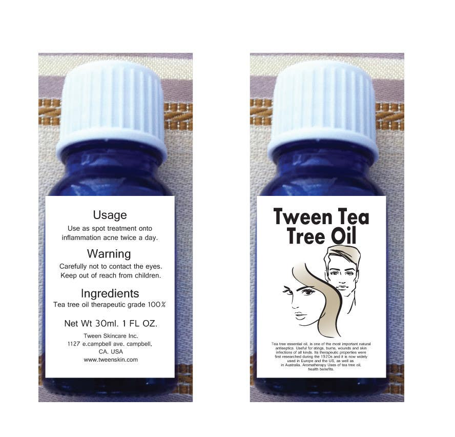 #11 for Print & Packaging Design for Tween by eenchevss