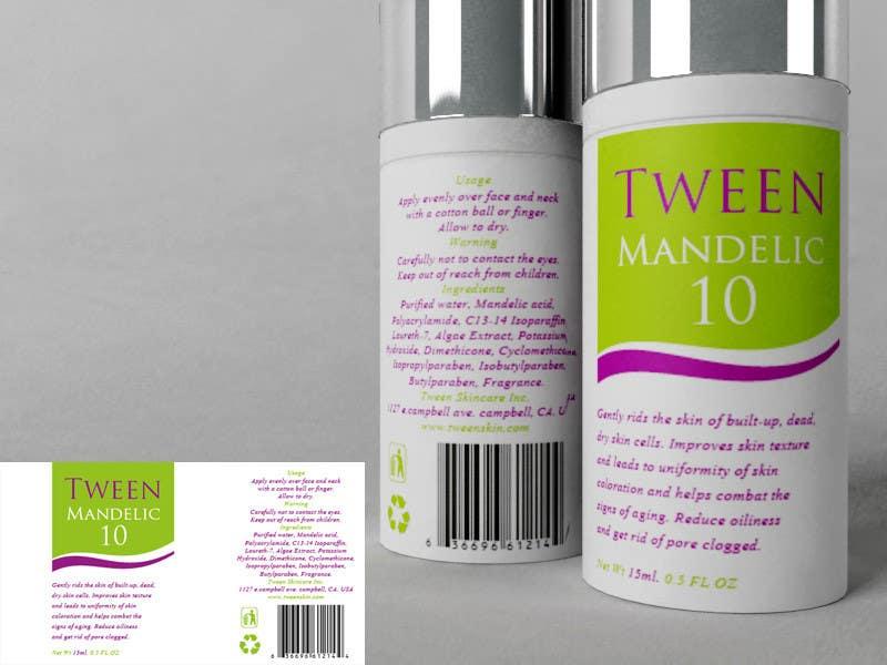 #22 for Print & Packaging Design for Tween by kostakazakoff