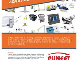 sasfdo tarafından Design a Brochure for Engineering Products için no 1