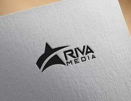 Nro 382 kilpailuun Logo For Ariva Media käyttäjältä mobarok8888