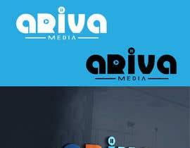 Nro 373 kilpailuun Logo For Ariva Media käyttäjältä gopiranath
