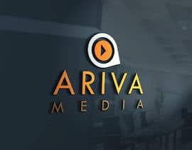 Nro 401 kilpailuun Logo For Ariva Media käyttäjältä malas55