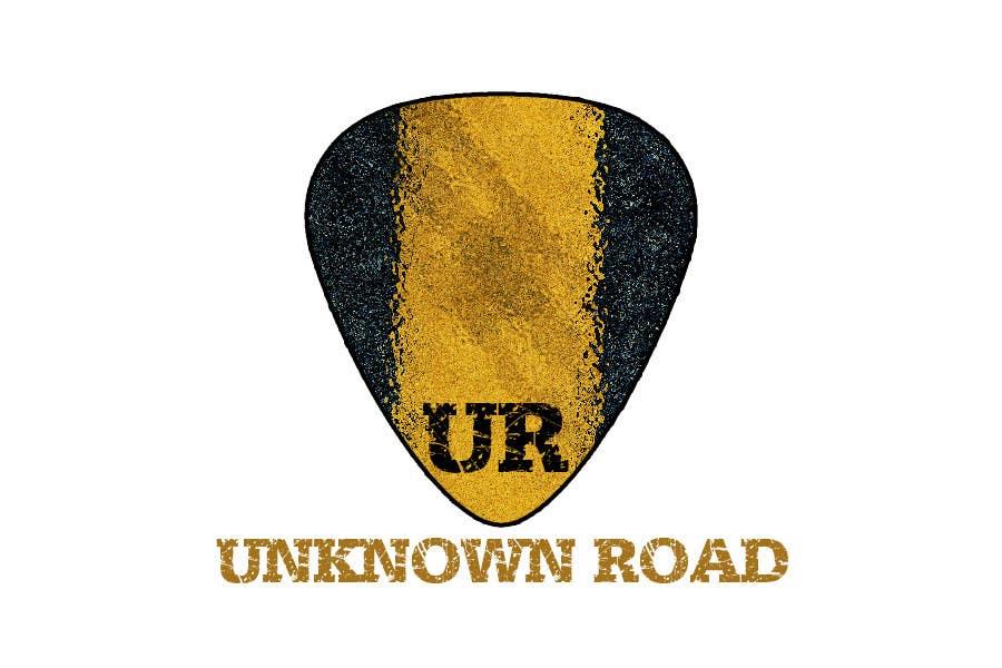 Penyertaan Peraduan #58 untuk Design a Logo for My Band Unknown Road