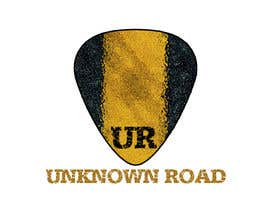 nº 58 pour Design a Logo for My Band Unknown Road par vladspataroiu