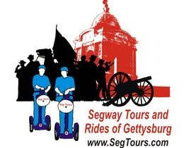 #18 para T-shirt Design for Segway Tours of Gettysburg por manikmoon