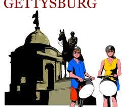 #109 para T-shirt Design for Segway Tours of Gettysburg por ramadhiansanjaya