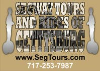 T-shirt Design for Segway Tours of Gettysburg için Graphic Design88 No.lu Yarışma Girdisi