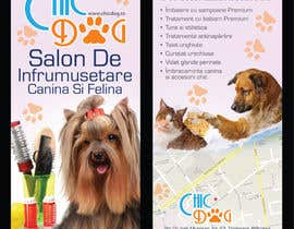 #45 for Pet Grooming Salon New Flyer Design af amcgabeykoon