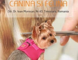 #42 for Pet Grooming Salon New Flyer Design af mydZnecoz