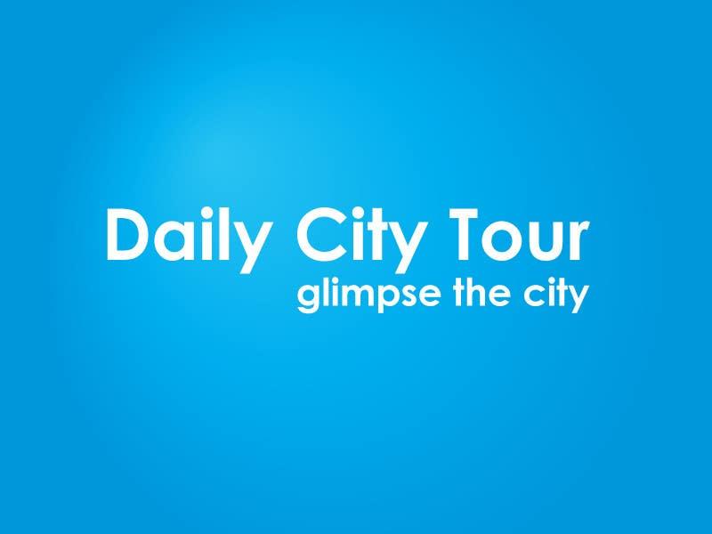 Inscrição nº 177 do Concurso para Slogan Project - City tour.