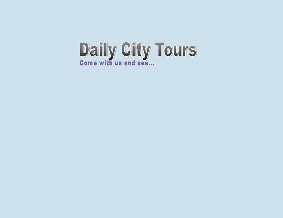 Inscrição nº 213 do Concurso para Slogan Project - City tour.