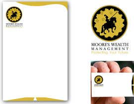#50 for Re-Design a Logo for Moore's Wealth Management by jojohf