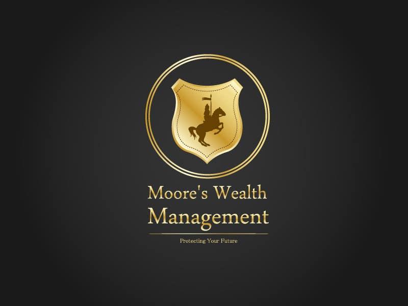 Konkurrenceindlæg #48 for Re-Design a Logo for Moore's Wealth Management