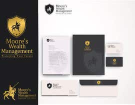 #49 for Re-Design a Logo for Moore's Wealth Management af alizainbarkat
