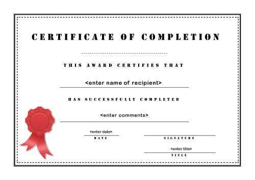 Proposition n°28 du concours Design a certificate