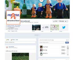 #5 for Design a Facebook cover photo and profile picture by RERTHUSI