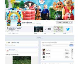 #28 for Design a Facebook cover photo and profile picture by RERTHUSI