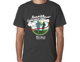Nro 16 kilpailuun Running Endurance Challenge - Design a T-Shirt käyttäjältä jeffnelshabong