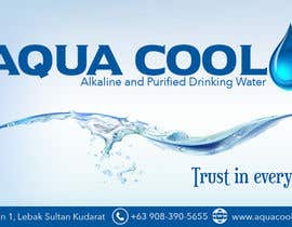 Nro 13 kilpailuun Design a Banner for our water refilling business käyttäjältä jasminmaurice